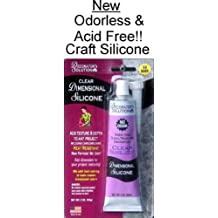 Clear Dimensional Craft Silicone
