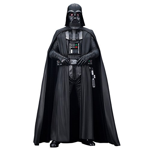 [Kotobukiya Star Wars: Darth Vader (A New Hope Version) ArtFX Statue] (Darth Vader Chest Plate Costume)