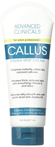 Advanced Clinicals Callus Cream Elbows