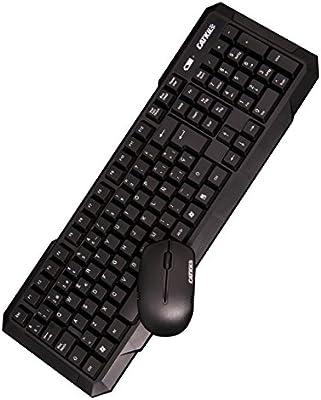 Catkil 936718 - Pack de Teclado y ratón inalámbrico: Amazon.es ...
