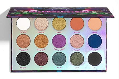 Colourpop Disney Villains Collection - Misunderstood - Pressed Powder Eye Shadow Palette