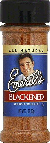Emerils Blackened Seasoning Blend, 3.1 Ounce - 12 per case.
