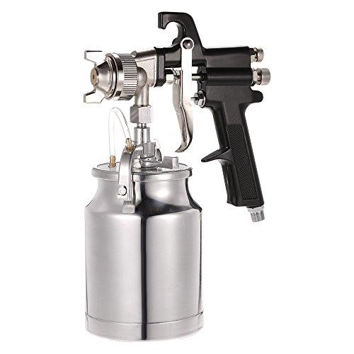 kkmoon-high-pressure-titan-cup-maxium-ii-hvlp-turbine-siphon-feed-paint-spray-gun-18mm-nozzle-1000cc