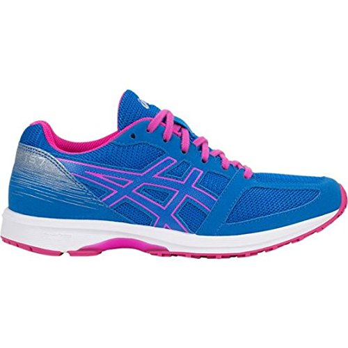 Shoes Blue Glow White ASICS Ts 7 Directoire Pink Women's T8B5N Running Lyteracer CfqwFnXyq7