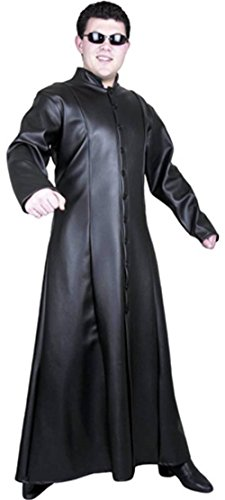 Matrix Neo Street Fighter Adult Costume