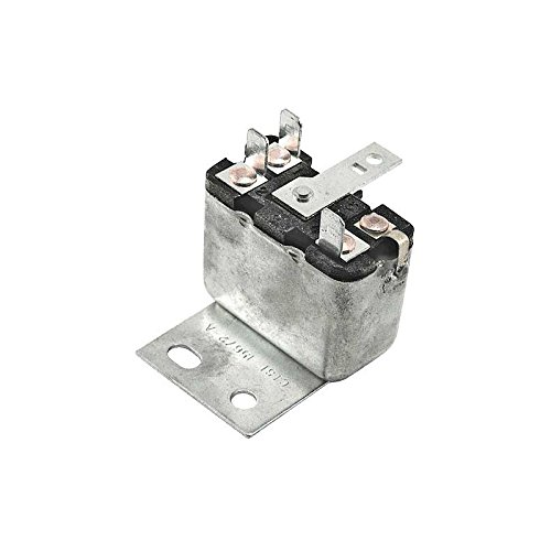 MACs Auto Parts 66-33714 - Ford Thunderbird Convertible Top Relay, 3 Contact Posts, Stamping #C1SF-15672-A, 6 Required