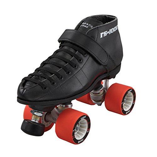 Riedell 125 Hammer Speed Roller Skates - 8.0 by Riedell