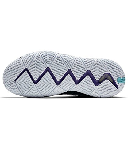 Nike Mens Kyrie 4 Ep, Nero / Bianco Nero / Bianco