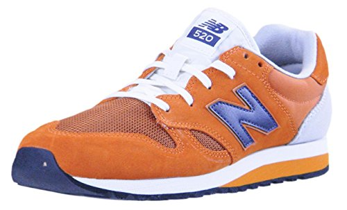 U New Orange 520 CJ Vintage Naranja D Balance Yr8xSY