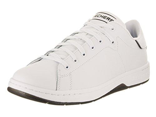 Skechers Herren Alpha-Lite Sproles Sneaker Weiß schwarz