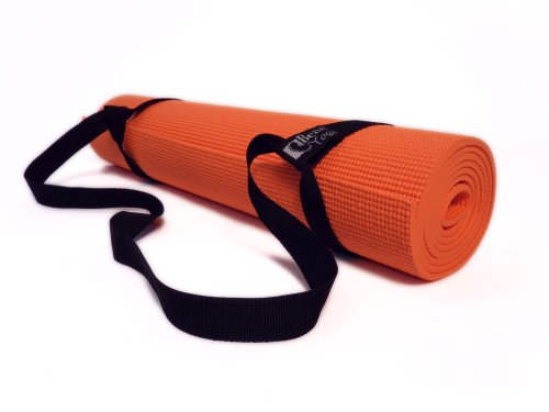 Bean Yoga Mat Sling Harness Extra Long Recycled Polyester - Rainbow