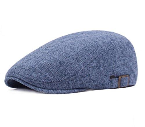 Azul Westeng Sombreros Aire Libre Sombrero de Boina Vaquero Dise/ño de Moda del Sombrero para Mujer para Primavera Verano Oto/ño