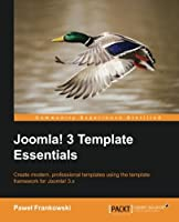 Joomla! 3 Template Essentials Front Cover