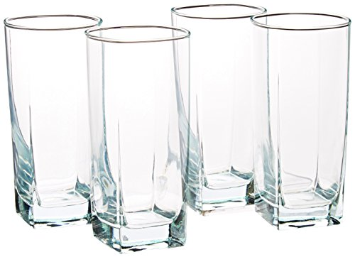 Clear Luminarc Arc International Eminence Bulk Stemless Wine//Rocks Glass 11 oz Set of 12