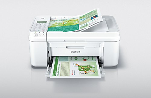 Canon PIXMA MX492, Wireless All-In-One Small Printer with Mobile or Tablet Printing, AirPrint and Google Cloud Print Compatible, White by Canon (Image #2)