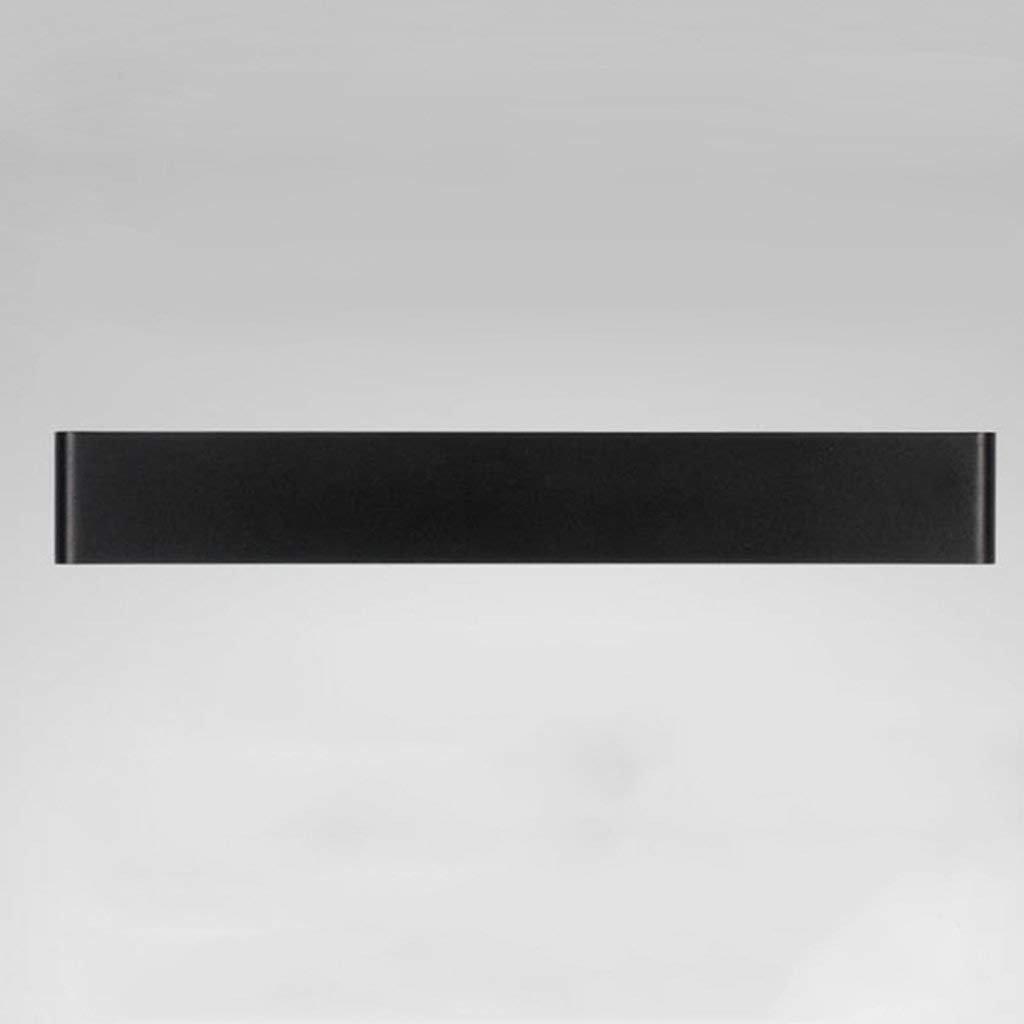 Weiß-36w 111cm-b Badezimmerbeleuchtung LED-Spiegel-Scheinwerfer, Aluminium-Wand-Lampe Nachttisch-Lampen-Wohnzimmer Schlafzimmer-Gang-Badezimmer-Spiegel-vorderes helles modernes Licht (Farbe   Warmweiß-20w 61cm-A)