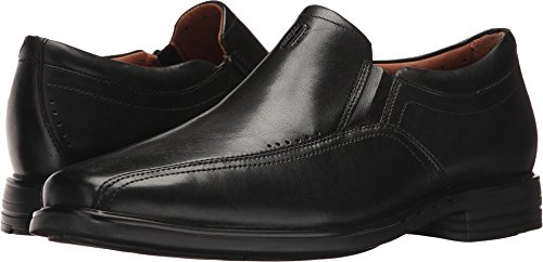 CLARKS CLARKS Unsheridan Mens Black Loafer Slip Mens On Leather Go 6qw6pf