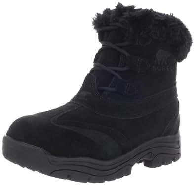 Sorel Women's Waterfall Lace 2 Boot,Black,5 M US