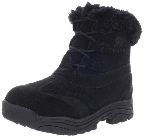 Sorel Black Women's Waterfall Boot Lace 2 ZU8Zqr