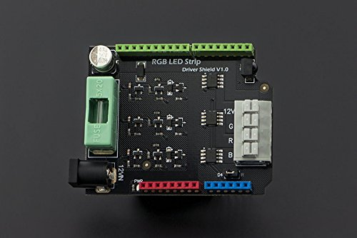 DFRobot RGB LED Strip Driver Shield v1.0
