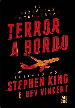 Terror a bordo: 17 histórias turbulentas   Amazon.com.br