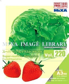 MIXA Image Library Vol.220 スーパーリアルイラスト 野菜果実 B000ICLM0W Parent
