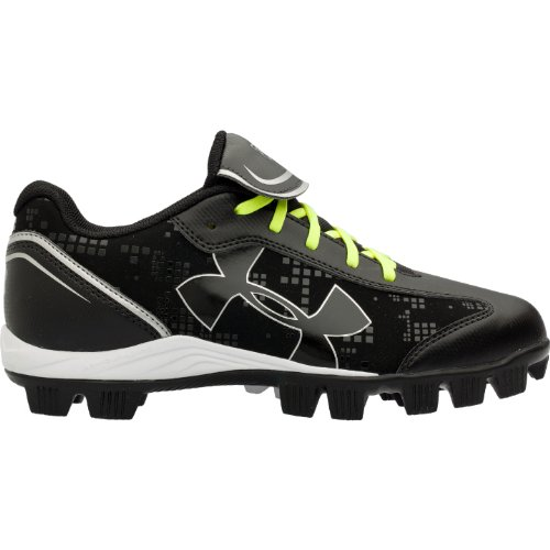 Women's Under Armour Glyde RM CC Softball Cleat Black/White – DiZiSports Store
