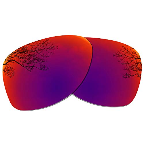 Dynamix Polarized Replacement Lenses for Oakley Dispatch 2 - Multiple Options (Midnight, Polarized Enhanced)