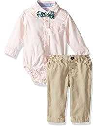 Carter's Baby Boys' 2 Piece Holiday Set