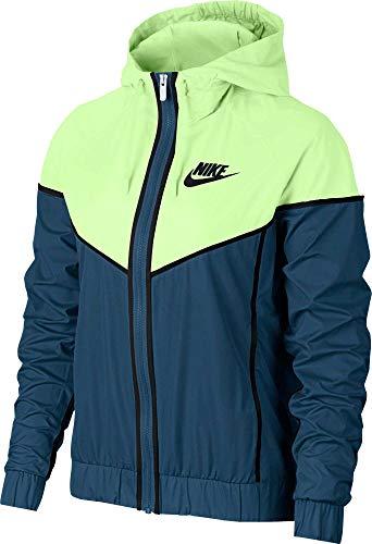 Nike Womens Windrunner Track Jacket Black/Black 883495-010 Size Small