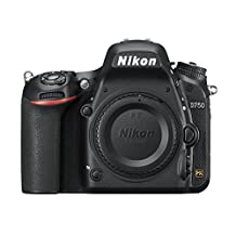 Nikon D750 24.3MP DSLR Full Frame Camera + Built in Flash + 1080P + 3.2 LCD + Built in Flash + Wi-Fi & GPS Ready Kit