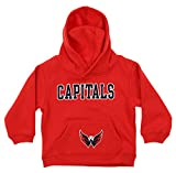 Outerstuff NHL Infant and Toddler's Fleece Hoodie, Washington Capitals 4T