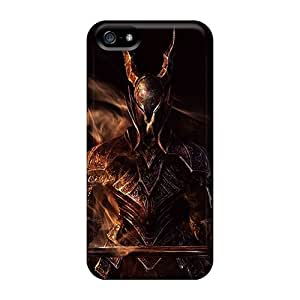 New Customized Design Dark Souls Armor For Iphone 5/5s Cases Comfortable For Lovers And Friends For Christmas Gifts