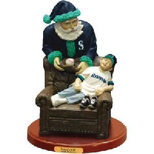 (Santa's Gift Seattle Mariners)