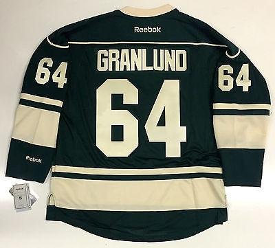 Image Unavailable. Image not available for. Color  Mikael Granlund Autographed  Jersey - Reebok Nhl ... 2f9a4de30