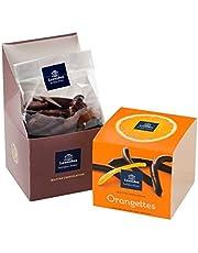 Leonidas Belgian Dark Chocolate Candied Orangette 2 Boxes