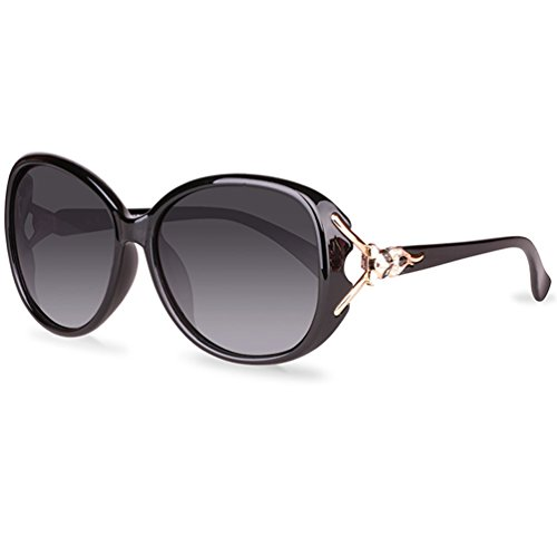 Face Round de Star Ms UV Female solar ZQ Gafas Tide Sol Glasses Polarized Protection Nuevas 2018 Sunglasses Models Espejo qBwxICft