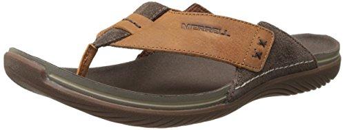 Merrell Menns Sole Thong Sandal Leire