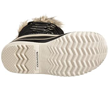 Sorel Women's Joan Of Arctic Nl1540 Boot,black,5 M 2