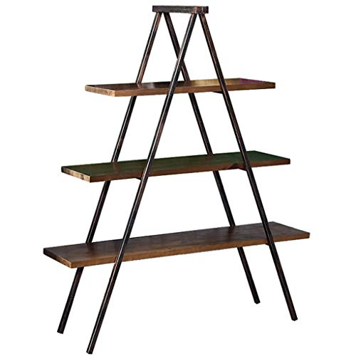 G-ZWJHLCW Universal Shelving 3 Tier Staging Shelving Unit for Garden/Greenhouse Shed & Garage Storage Racking