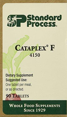 Standard Process- Cataplex F, 90 Tablets