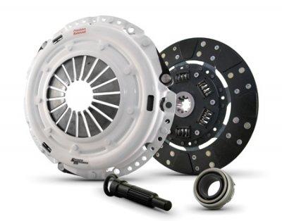 Clutch Masters 08024-HDFF-AK Single Disc Clutch and Flywheel Kit with Heavy Duty Pressure Plate (Honda Fit 2007-2008 212mm)