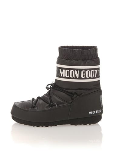 Stivaletto Moon W Boot 36 Low Duvet Nero e Eu Fq5rq