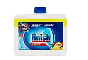 Acabado lavavajillas limpiador 250 ml 4 unidades, 5 x Cable de ...