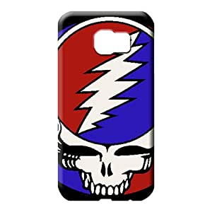 samsung galaxy s6 Shock Absorbing Unique pictures mobile phone carrying skins grateful dead