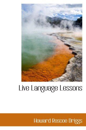 Live Language Lessons by BiblioBazaar