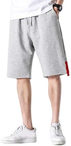 ハーフパンツ スポーツ メンズ ショートパンツ 七分丈 伸縮性 短パン ジャージ 男 半パンツ ウエストゴム ローライズ メンズ ハーフパンツ ゆったり カジュアル