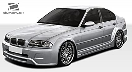 Amazon Com 1999 2005 Bmw 3 Series E46 4dr Duraflex I Design Wide