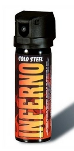 Cold Steel Inferno 2.5 oz. (70 gram unit) Pepper Spray