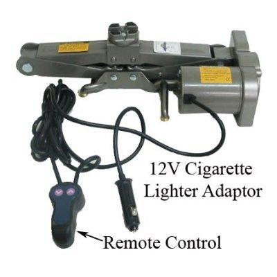 Electric Scissor Auto Jack Lift product image